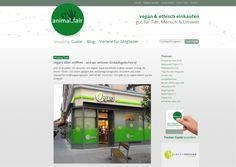 Gewinnt 100 und 50 Euro Gutscheine für Veganz in Wien! Auf der Homepage von animal-fair könnt ihr noch bis 14. Juni 2014 drei Gutscheine für den neu eröffneten...