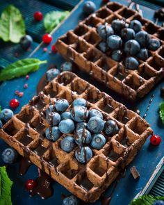 Plant Based Diet, Evo, Waffles, Fitt, Paleo, Food And Drink, Vegan, Breakfast, Morning Coffee