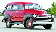1951 Suburban...Brought to you by #house of #insurance #eugene #oregon call for #LowCost #car #Insurance