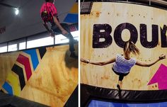 If you need something fun to do, no matter what age you are, then we recommend heading down to Bounce Inc. It's like a trampoline theme park! Bounce Inc, Things That Bounce, Health Tips, Health Fitness, Fun, Fitness, Healthy Lifestyle Tips, Health And Fitness, Hilarious