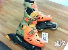 Rollerblade Gormiti N. 31/34