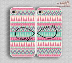 Best friends infinity iPhone cases!