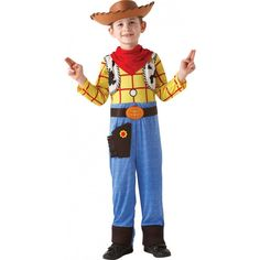 Woody or jessie dressing up