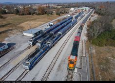 RailPictures.Net Photo: NERR 8585 Nashville & Eastern GE B39-8E (Dash 8-39BE) at Lebanon, Tennessee by Doyle Massey