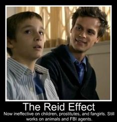 Oh my god.  Reid with little Sammy...I almost cried watching this.
