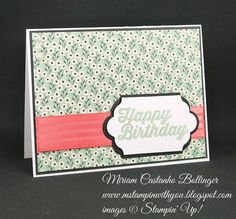 stampin up perfect pairings - Google Search