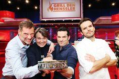 """""""#GrilldenHenssler – Das 2. #GZSZ-#Spezial"""" bei #VOX #GuteZeitenSchlechteZeiten #RTL #Henssler #SteffenHenssler"""