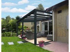 Carport & Überdachung - Creativ Zaun Design GmbH Carport Modern, Carports, Pergola, Outdoor Structures, Outdoor Decor, Design, Home Decor, Carport Canopy, Fence