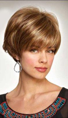 Cute Hairstyles for Short Hair 2014 | http://www.short-haircut.com/cute-hairstyles-for-short-hair-2014.html