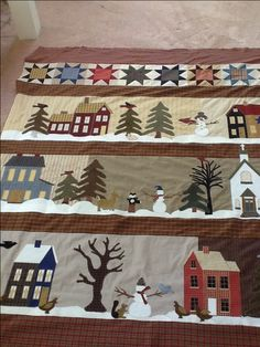 Still have boarders and quilting and binding....maybe by Christmas
