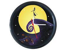 Cool Cartoon Nightmare Before Christmas Movie Round Wall Clock Nightmare Before Christmas Movie, Christmas Movies, Tim Burton Art, Cool Clocks, Cool Cartoons, Wall, Cool Watches, Walls, Noel