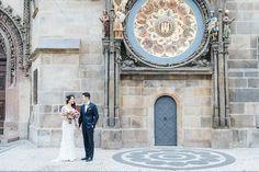 Destination Wedding in Historic Prague - Once Wed