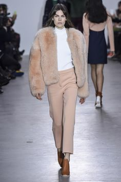 See the Cedric Charlier autumn/winter 2015 collection