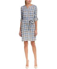VELVET BY GRAHAM & SPENCER VELVET BY GRAHAM & SPENCER NIXIE SHIRTDRESS. #velvetbygrahamspencer #cloth #