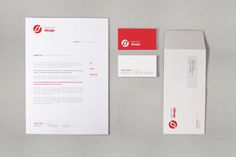 Corporate Identity // PD // Pagnozzi Design on Behance