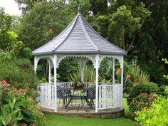 3.5M Augusta Victorian DIY Garden Gazebo