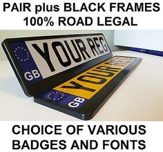 Black License Plate Frame IT/'S A MUDDING THING YOU WOULDN/'T UNDERSTAND Auto