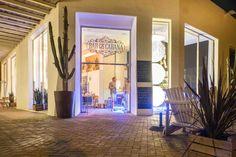 Night time @ Bar La Cabana, Moraira