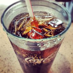 Refreshing! via @happymundane on instagram #soda #cola #summer