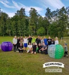 #bumperballs #bubbleball #dalarna #sverige #escape #smedjebacken #fest