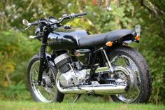 1977 Suzuki GT500 2-stroke by Rob Chappell - Origin8or
