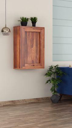 Home Room Design, Home Interior Design, Living Room Designs, Folding Furniture, Home Decor Furniture, Wall Mounted Bar, Indian Room Decor, Home Entrance Decor, Indian Home Interior