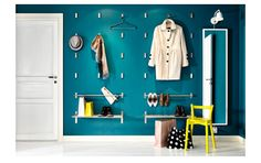 How To Organize a Small Closet  #decorating  Click here: http://www.redoyourroomonline.com/how-to-organize-a-small-closet/ #homedecor #smallspaces #smallcloset #roomdecor #interiordesign #interiordecorating #roomdesign #closet