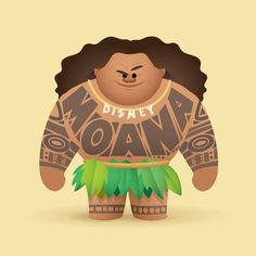 1000+ images about Moana party on Pinterest | Paper dolls, Dolls ...