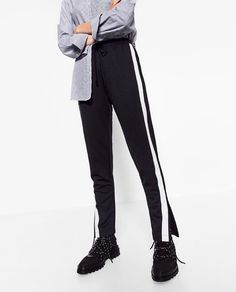 Image 2 of JOGGING TROUSERS from Zara Shorts, Who What Wear, Style Me, 9453289b26