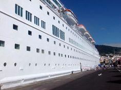 Kreuzfahrt-Boom auf La Palma