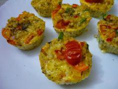 SPICY NOTES: Dalia (Bulgur) Muffins