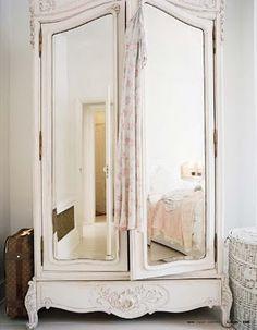 Romantic Shabby Chic - Bedroom furniture