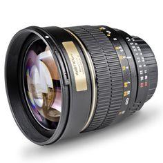 Walimex Pro 85mm 1:1,4 DSLR-Objektiv (Filtergewinde 72mm, IF, AS und ED-Linsen) für Sony A Objektivbajonett schwarz - http://kameras-kaufen.de/walimex-pro/walimex-pro-85mm-1-1-4-dslr-objektiv-filtergewinde-2