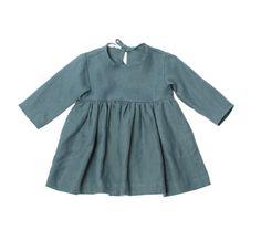 Soor Ploom Josie Dress / Spruce
