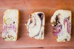 Three Sandwich-Inspired Babkas to Try Today