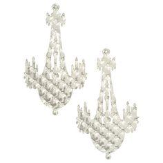 Chandelier Earrings now featured on Fab.