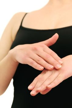 Winter Hand Therapy - oats, almond oil, & rose water - use hot towel cabi to heat