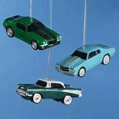 Car Christmas Tree #Classic #Car repinned by #carpoos.com ...