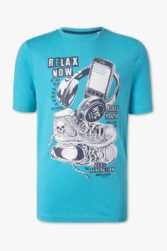 A Grande Onda Surf Masculino Moda Impresso T-shirt