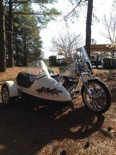 1000+ images about side car on Pinterest   Sidecar, Harley ...