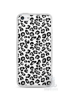 Capa Iphone 5C Estampa Onça #3 - SmartCases - Acessórios para celulares e…
