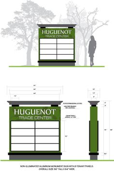 Tenant panel sign design-by Robert Hutchinson
