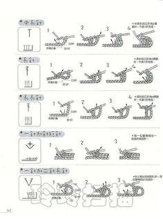 Japanese crochet book 2 | Flickr: Intercambio de fotos