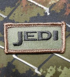 Jedi Tactical US Army Morale Milspec Military Infidel ISAF Forest Velcro Patch | eBay