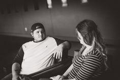 Mitch & Rachel's Fun Guthrie Theater Designer Session // Minneapolis, Minnesota // Destination Wedding Photographer // Trahms Photography