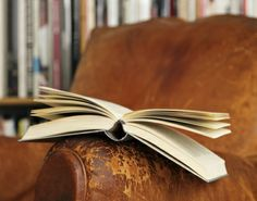 Great Places to Read – A Cozy Chair