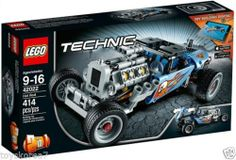 LEGO TECHNIC 42022 Hot Rod 2-in-1 NEW Factory Sealed