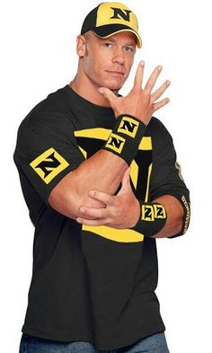 When John Cena Was Forced to Join the Nexus or He Would be fired John Cena in Nexus Faction Clothing