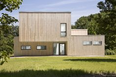 Vivienda Pasiva Warren Woods / GO Logic