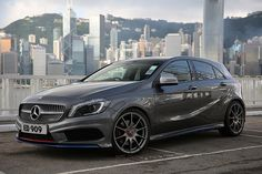 Mercedes-Benz, A-Class, A250, Sport, Hong Kong | Flickr - Photo Sharing!